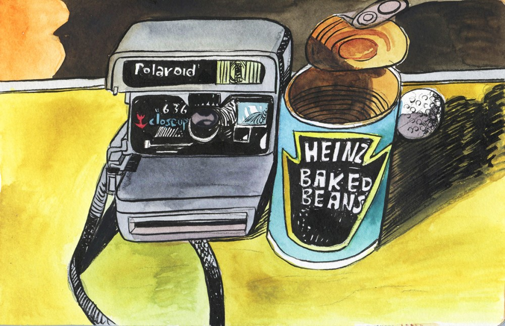 Heinz and Polaroid