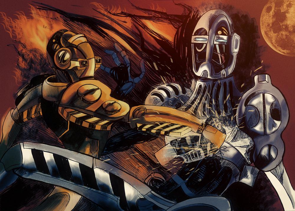 pelea-robótica